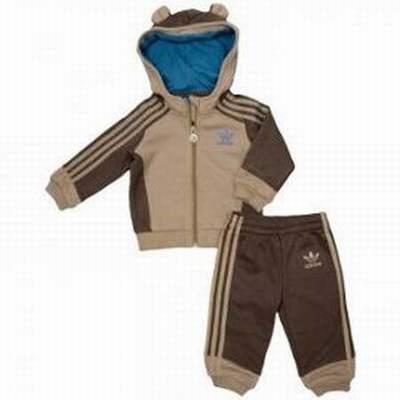 jogging bébé adidas